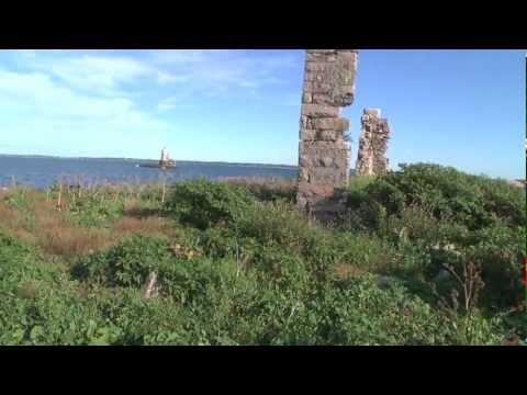 Exploring West Island, Rhode Island