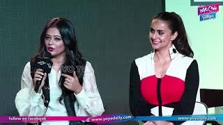Priyamani Speech At The Family Man Movie Press Conference   Manoj Bajpai   YOYO Cine Talkies