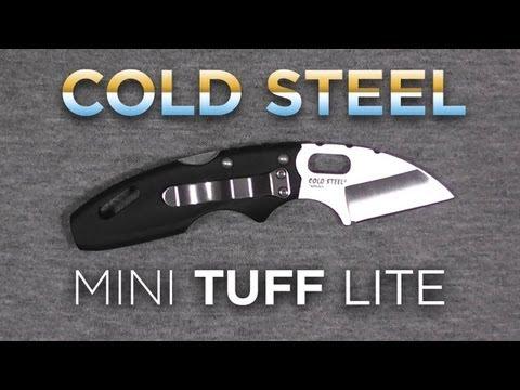 Cold Steel Mini Tuff Lite: Knife Review