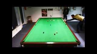 Phil Barnes 116 Break Snooker Bundesliga