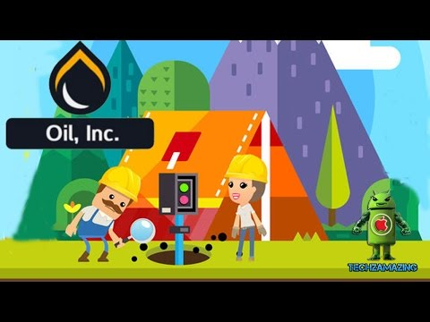OIL INC iOS / Android Gameplay HD