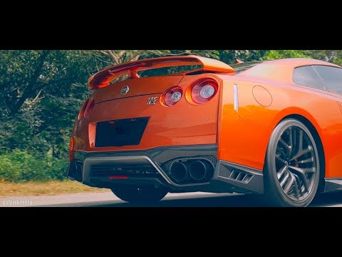 GTR R35 Recaro Edition - FIRST DELIVERY TO MALAYSIA
