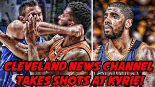 News Channel takes SHOTS at KYRIE IRVING! NBA News
