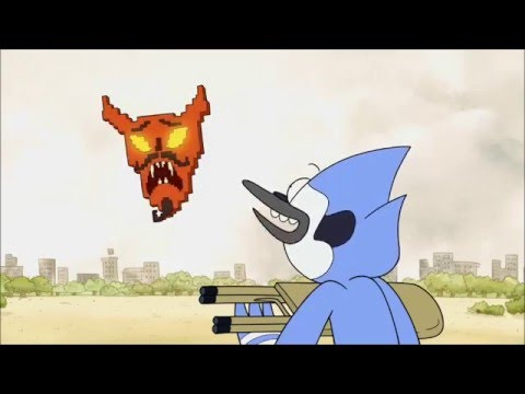Regular Show - Destroyer of Worlds