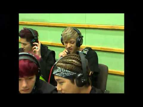 130530 KTR 7 SUKIRA EXO 엑소 Chanyeol Beatbox Tao Rapping Ryeowook 려욱 ...