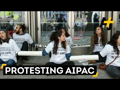 Jewish Activists Are Protesting AIPAC