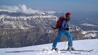 Punta Penia 3343m - Marmolada - 2018 ski touring