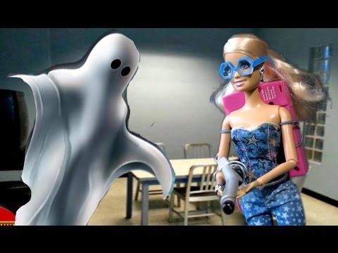 Барби 2017 все серии подряд Барби и Привидения - YouTube
