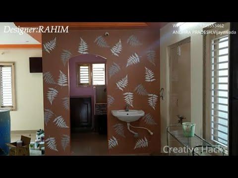 Smotrite Segodnya Video Novosti Easy Stencil Designs For Wall Painting Stencil Ideas For Kitchen Walls Na Onlajn Kanale Russia Video News Ru
