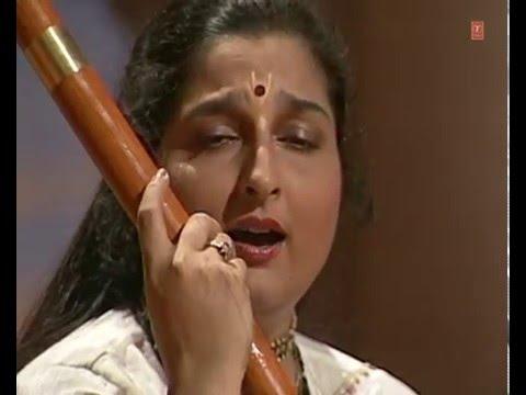 MAIN TO SANWRE KE RANG RACHI KRISHNA BHAJAN BY ANURADHA PAUDWAL I FULL VIDEO SONG I AMRITWANI