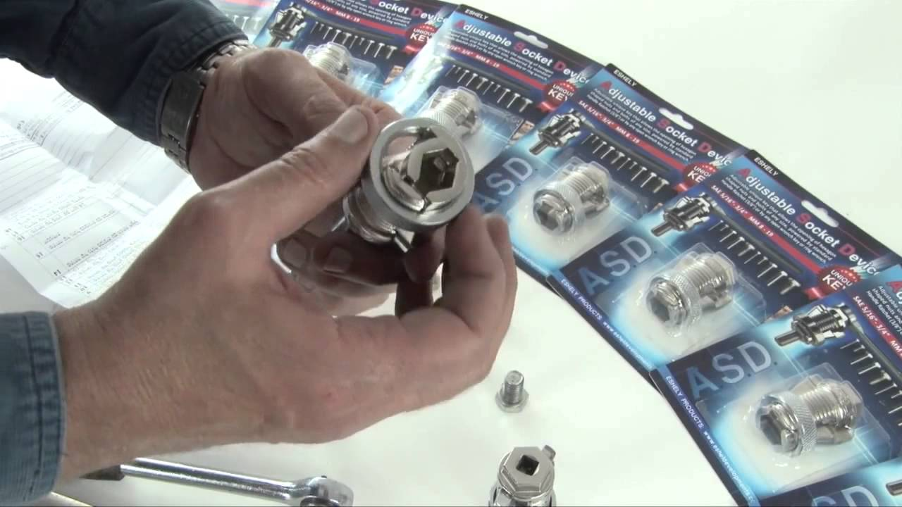 Bon A.S.D.   Adjustable Socket Device Hex Multi Socket   YouTube