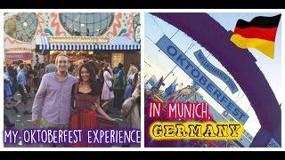 VLOG: A weekend in Germany for OKTOBERFEST!