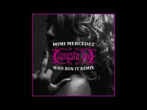Mimi Mercedez - Gangsta Boo (Who Run It Remix)
