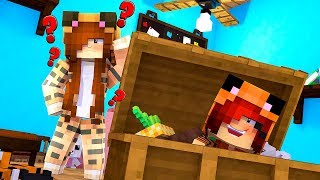 Hide And Seek With My BABY SISTER !? - Minecraft Daycare