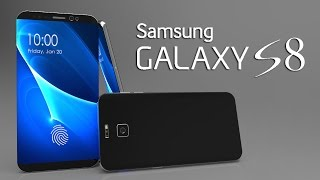 Samsung Galaxy S8 Trailer Based on Latest Live Image Leaks & Factory Schematics