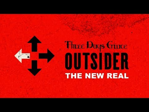 Three Days Grace  The New Real Audio