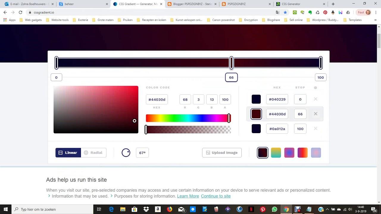 Hoe maak je een CSS Layout voor jouw Socializen profiel pagina