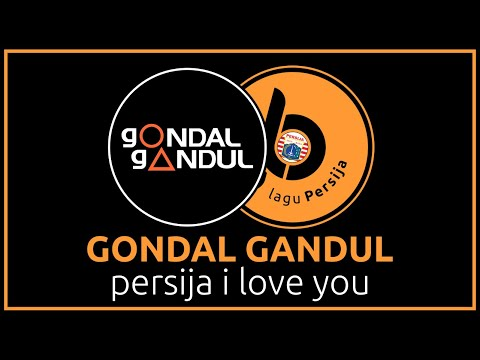 LAGU PERSIJA - PERSIJA I LOVE YOU WITH LYRIC