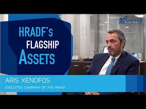 Aris Xenofos, Chairman of the Hellenic Republic Asset Development Fund - Greece Investor Guide (2)