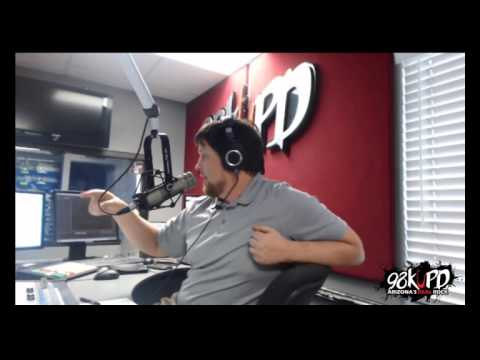 Shinedown Live At The 98 KUPD Studios