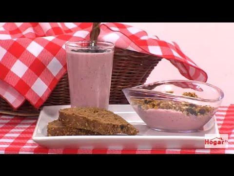 Como hacer yogurt vegano - Hogar Tv  por Juan Gonzalo Angel