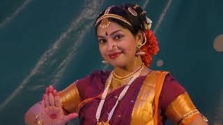 Varnam Cultural Society - Chithirai Kalai Vizha 2018 - Kuchipudi Dance