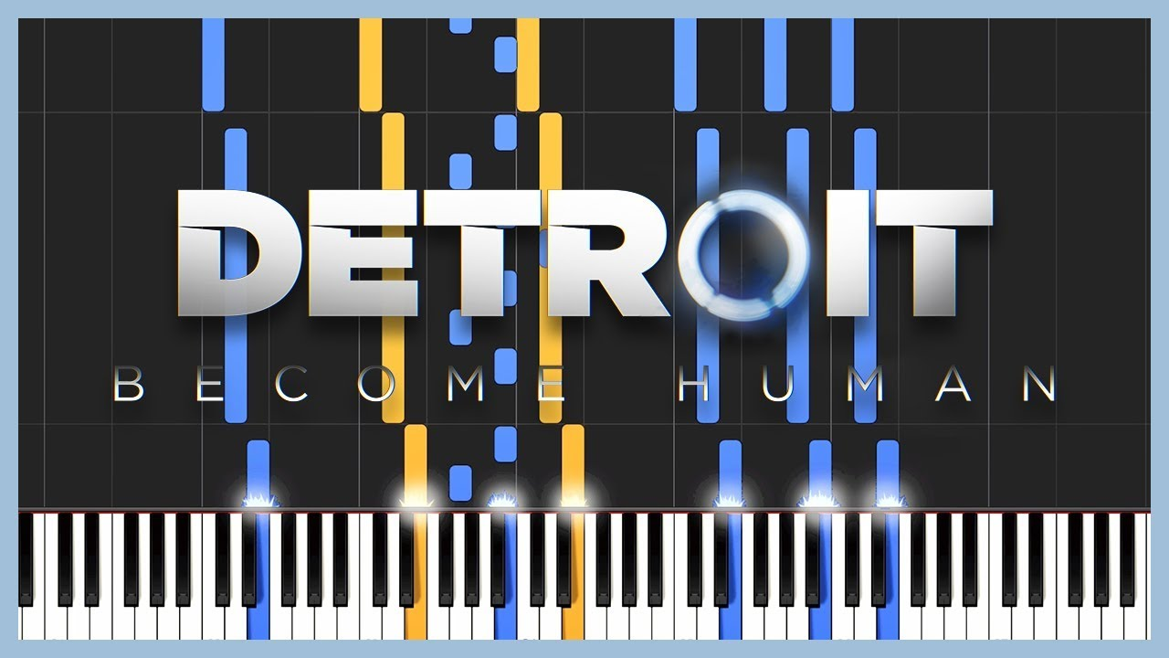 detroit become human how to play piano