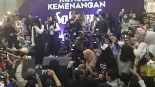 Download Lagu YA MAULANA - SABYAN LIVE DI GREEN PRAMUKA JAKARTA (NISSA SABYAN SAMPAI TERHARU WAKTU BERNYANYI) Mp3