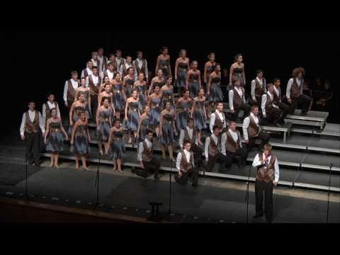"Cedar Rapids Kennedy Happiness, Inc. 2011 - ""Hallelujah"""