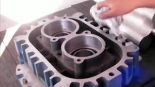 видео Ремонт воздуходувок