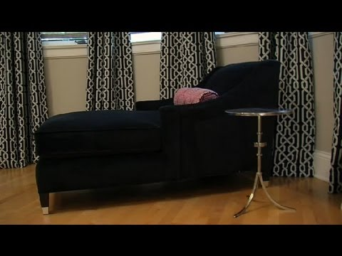 How To Arrange Living Room Furniture With A Bay Window : Design Tips For  The Home   YouTube