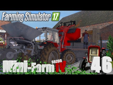 "Farming Simulator 17 Mini-Farm #46 - ""Nowy piec sąsiada"" thumbnail"