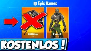❌NO FREE ERNTEWERKZEUG & SKIN in FORTNITE?! 😱 - NEW UPDATE in FORTNITE!!