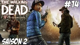 [Let's Play] Saison 2 Ep 14 | The Walking Dead | Aller simple... [HD] [Fr]