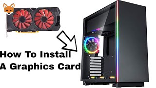 How To Install A New Graphics Card and Drivers - Full Tutorial AMD and Nvidia
