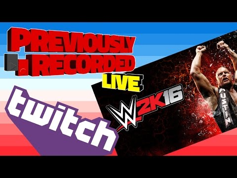WWE 2K16 OH YEAH (Part 1)