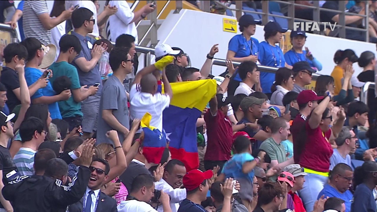 England Defeats Venezuela to Win 2017 U-20 World Cup Championship