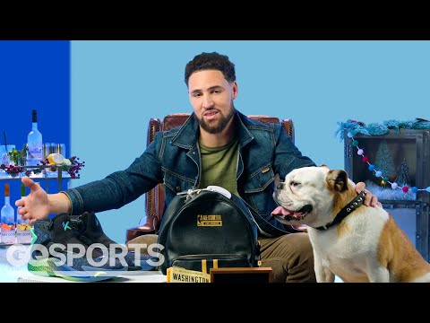 10 Things Klay Thompson Can't Live Without | GQ Sports