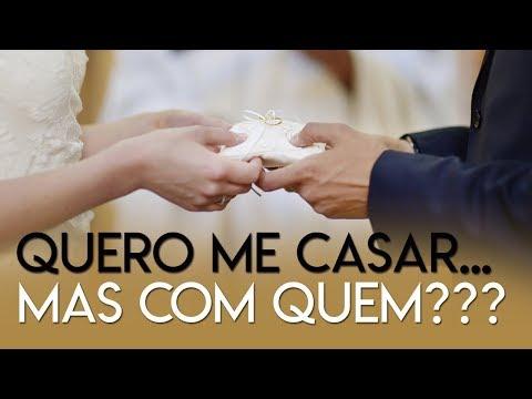 Quero me casar. Mas com quem??? - Moisés Rocha