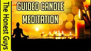 20 MINUTE Candle Meditation For Health and Abundance - Guided Meditation