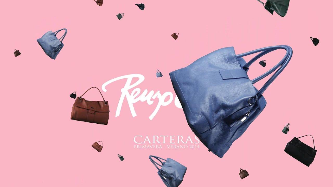 Renzo Costa - Carteras Primavera Verano 2014 - YouTube