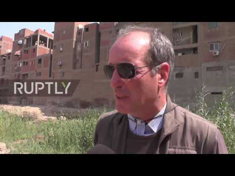 Egypt: Parts of buried Ramses II Temple discovered in Cairo's Matariyyah