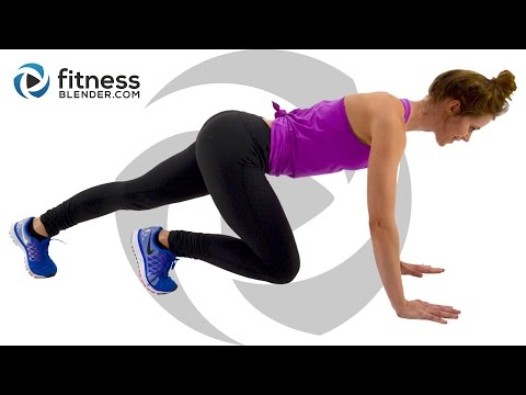 Ultimate HIIT Workout for People Who Get Bored Easily - Fat