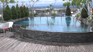 Standard Room and Rooftop Pool at Ibis Styles Yogyakarta