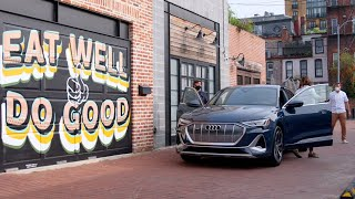 homepage tile video photo for Audi Presents: Bringing the Spark Back to Communities with Lee Initiative