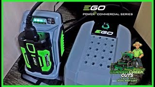 Will EGO's 56V Commercial Battery Work With Residential EGO Equipment/Chargers?