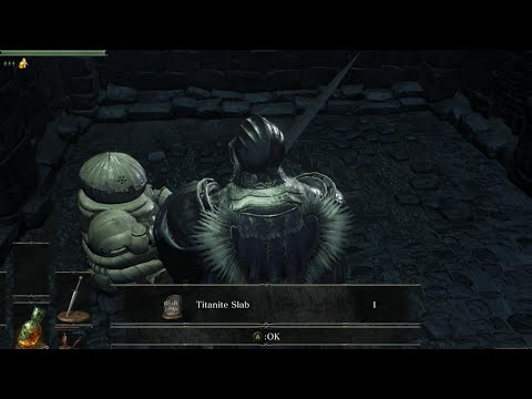Dark Souls 3 - Irrhyll Dungeon - Unlocking Siegward's Cell (Titanite Slab/Gold Serpent Ring)
