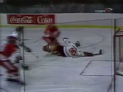 USSR vs NHL National [ game 3 ] 1979