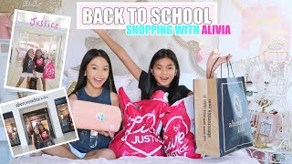 BACK TO SCHOOL ✏️????SHOPPING HAUL FOR ALIVIA!????