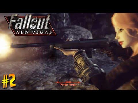 "[Road to Fallout 4] Fallout: New Vegas - Gameplay en Español (#2): ""La Batalla de Goodsprings"""